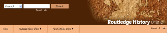 History Online banner