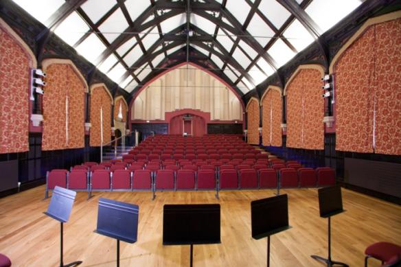Lecture theatre Divinity School