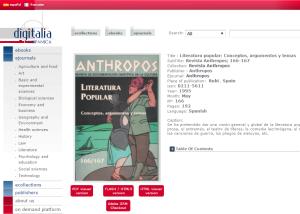 A screenshot of the platform.