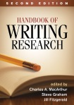 Handbook of writing research (2nd ed)