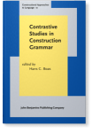 Contrastive studies in construction grammar