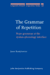 The grammar of repetition