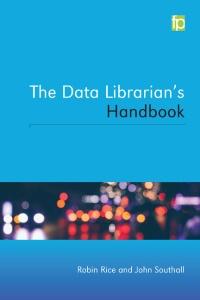 data librarians handbook