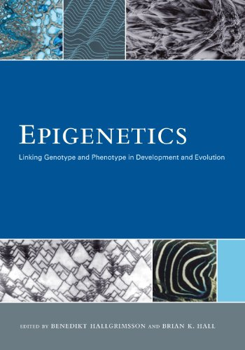 Cover of Epigenetics by Hallgrimsson and Hall