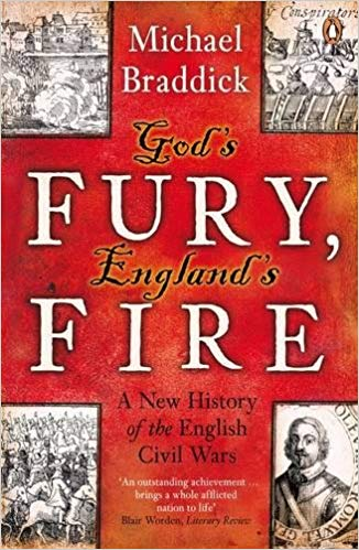 God's fury, Englands fire
