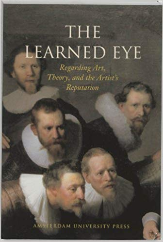 Cover of The Learned eye