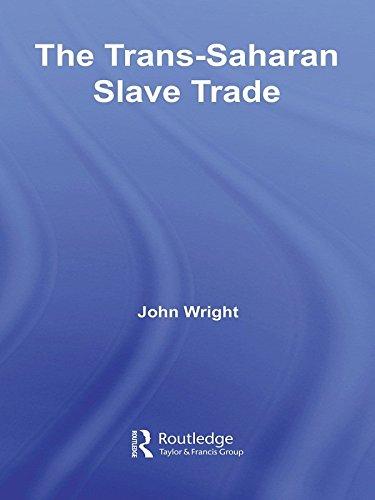 The trans-saharan slave trade