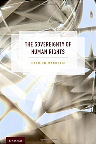 The sovereignty of human rights