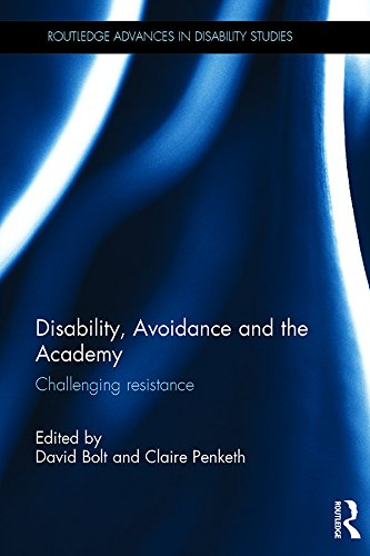 Disability, avoidance and the academy