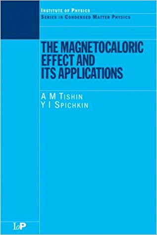 The magnetocaloric effect book cover