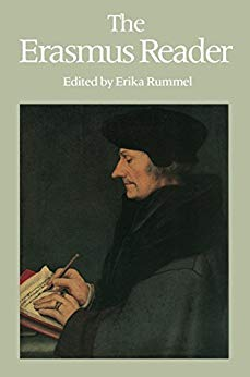 The Erasmus reader book cover