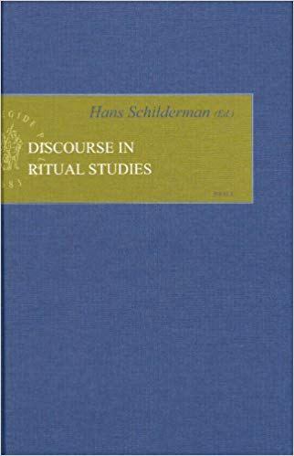 Discourse in ritual studies book cover