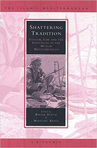 Shattering tradition book cover
