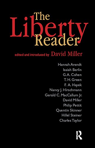 The Liberty reader book cover
