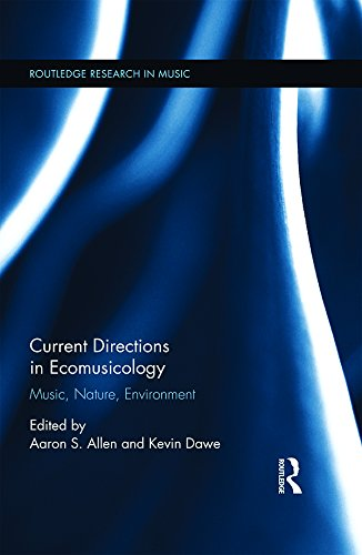 Current directions in ecomusicology book cover