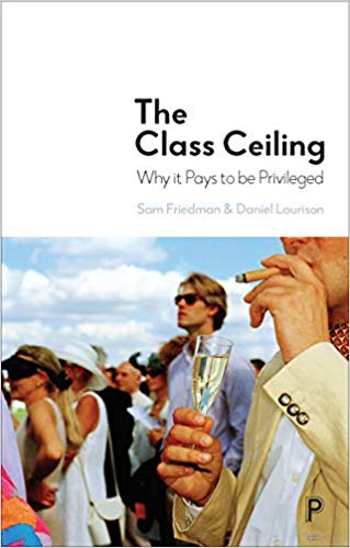 The Class ceiling book cover