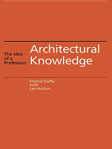 Architectural knowledge book cover
