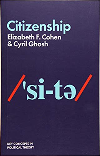 Citizenship book cover