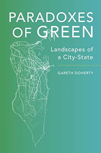 Paradoxes of green book cover