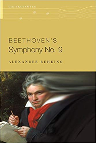 Beethoven's Symphony No. 9 book cover