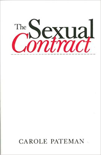 The Sexual contract book cover
