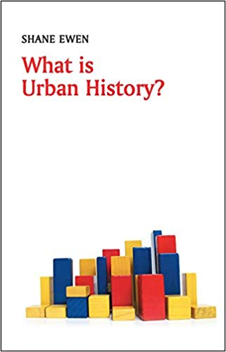 What is urban history? book cover