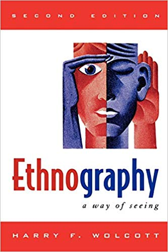 Ethnography book cover