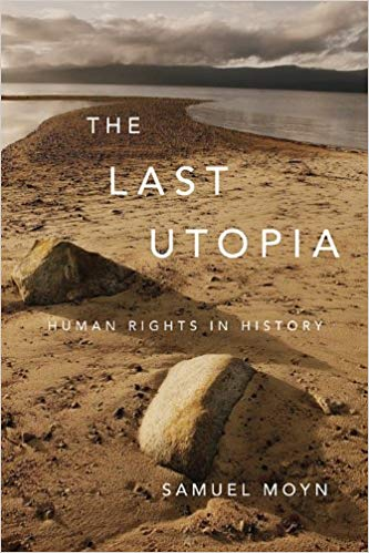 The Last utopia book cover