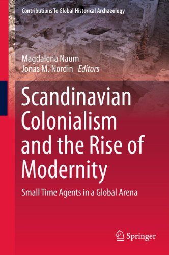 Scandinavian colonialism book cover