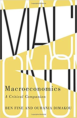 Macroeconomics book cover