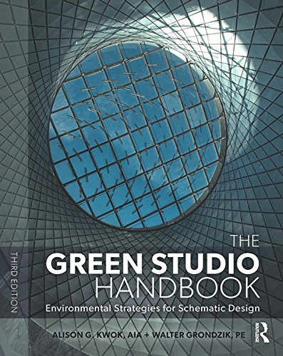 The Green studio handbook book cover