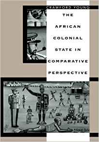 The African colonial state book cover