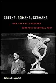 Greeks, Romans, Germans book cover