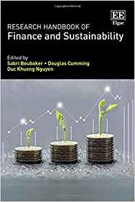 Research handbook of finance book cover